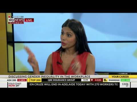 Dr Louise Mahler on Sky Business News   Sky   October 2016