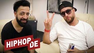 """KC Rebell: Beef mit Xatar, """"Dizz Da"""", SSIO, Haftbefehl & """"Abstand"""" (Interview) #waslos"""