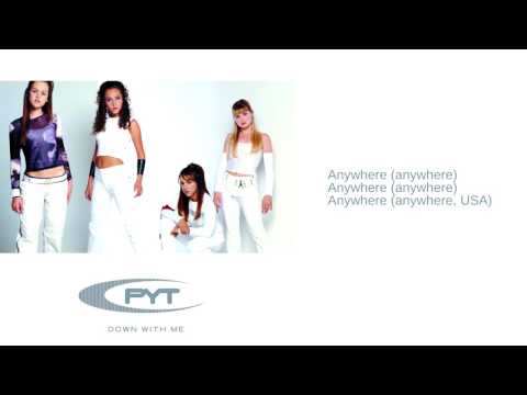 PYT: Anywhere, USA (Lyrics)