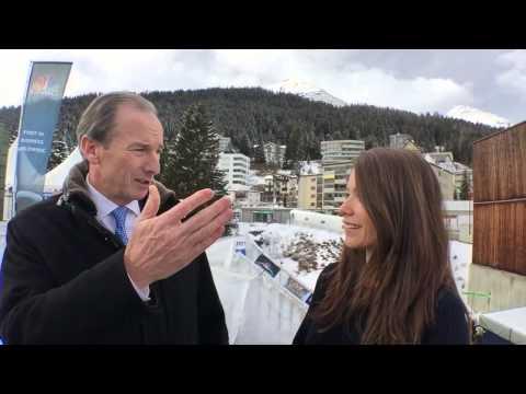 Off Air at Davos: Morgan Stanley CEO James Gorman