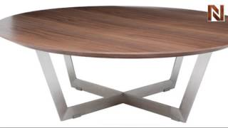 Nuevo Dixon Coffee Table Round