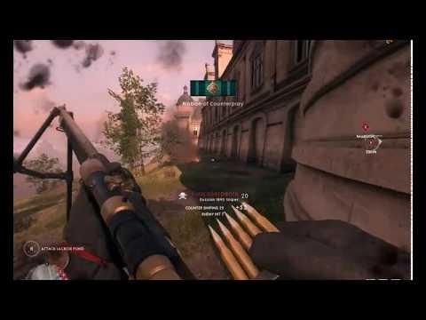 Scout 1v2 Sniper - BF1
