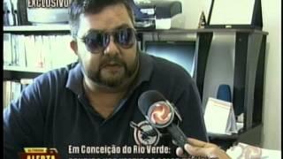 Bandido veste colar e vestido da vítima em Conceição do Rio Verde