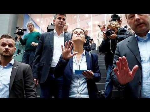 euronews (deutsch): Sie ist dann mal weg: AfD-Chefin Petry lässt ihre Partei sitzen