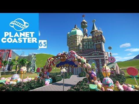 O PARQUE DE DIVERSÕES DA KATY PERRY? | Planet Coaster #65