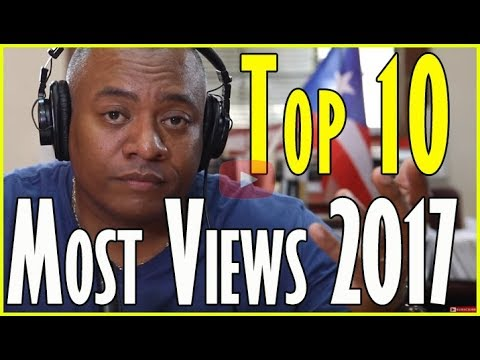 Top 10 most viewed StreetGangs.com episodes for 2017