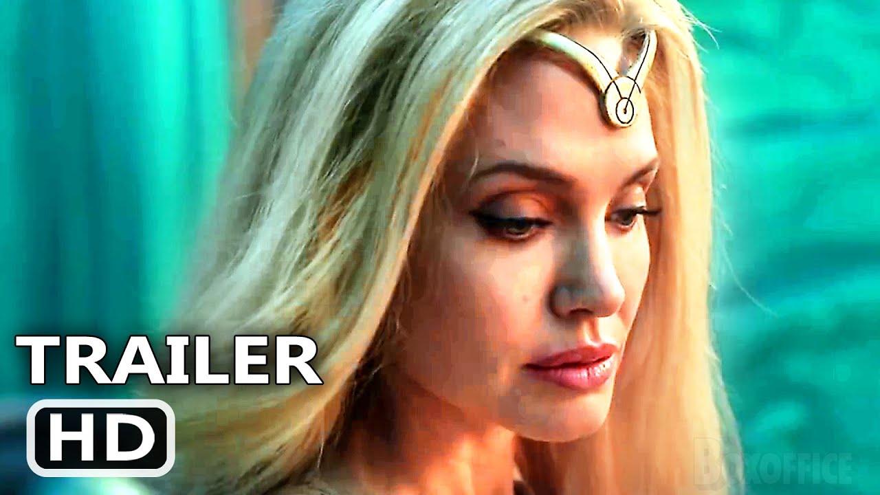 Download ETERNALS Official Trailer (2021)