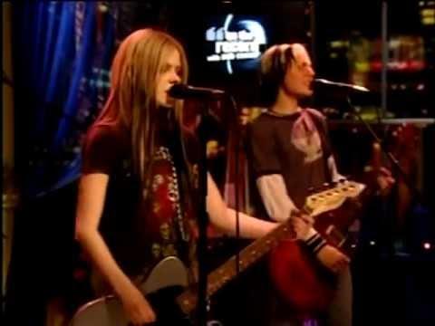 Download Avril Lavigne Don't Tell Me Live - Bob Costas HBO