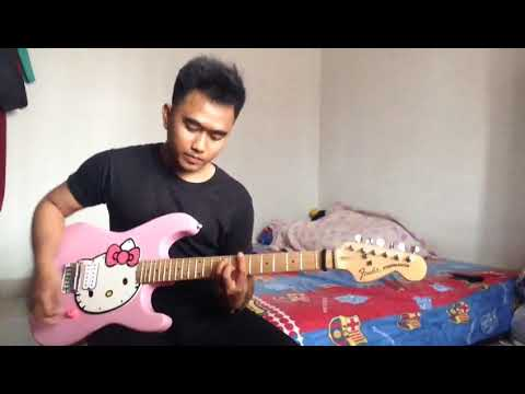 Cover Lick Gitar Sammy Simorangkir - Satu Hati Satu Jiwa
