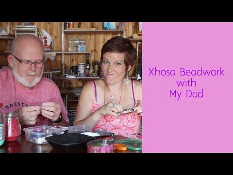 Xhosa Beadwork with My Dad
