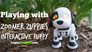 Zoomer Zuppies Interactive Puppy, Spot