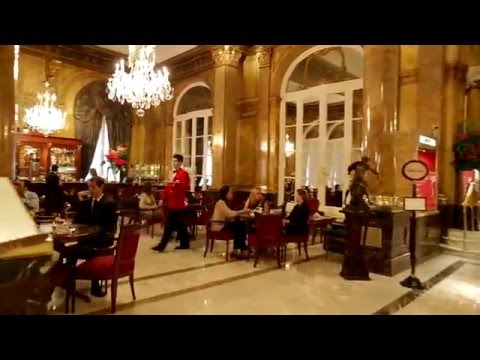 Argentina, Buenos Aires: Alvear Palace Hotel
