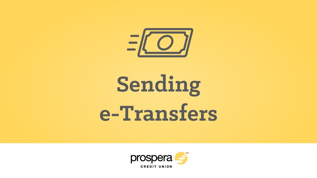 Download How to: Send and Receive e-Transfers