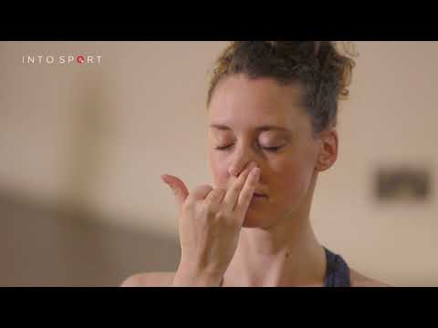 Alternate Nostril Breathing Yoga Technique