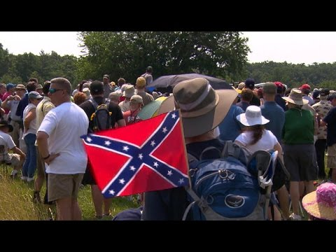 Civil War sites grapple with Confederate flag use