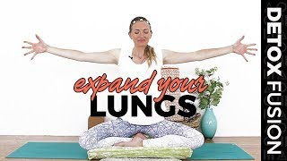 Day 18: Expand Your Lung Capacity Kundalini Kriya - Enter a Deep Meditative State (45-Min)