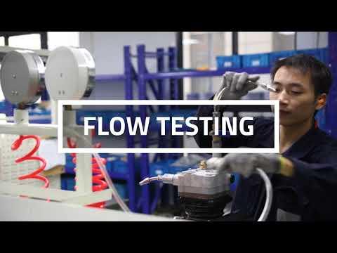 T/CCI Air Brake Compressor Manufacturing Six Sigma