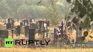 Ukraine: See destruction in E. Ukraine after months of war