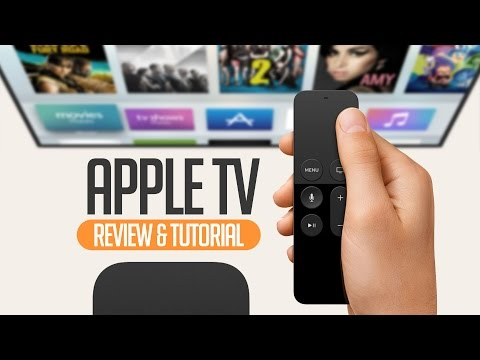 Apple TV Review (4th Generation)