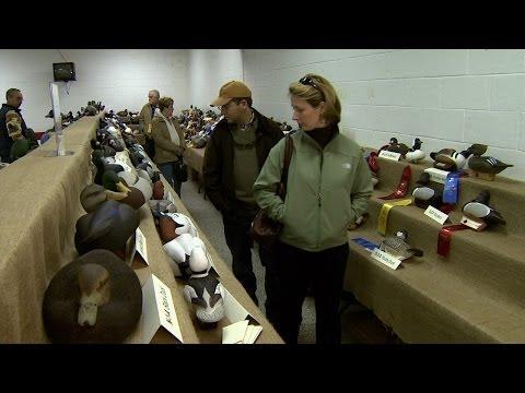 Eastern North Carolina Wildlife Arts Festival | NC Weekend | UNC TV