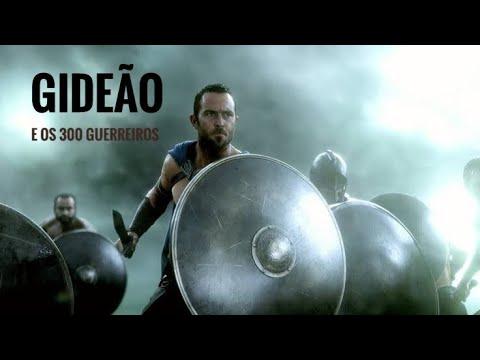 Filme bíblico completo GIDEÃO E OS 300 GUERREIROS