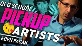HOW I BECAME  DAVID DeANGELO THE PICK UP ARTIST - EBEN PAGAN | London Real