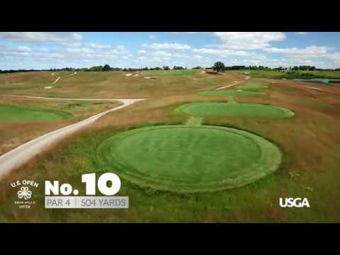 THE 9: Erin Hills Preview (Holes 10-18)