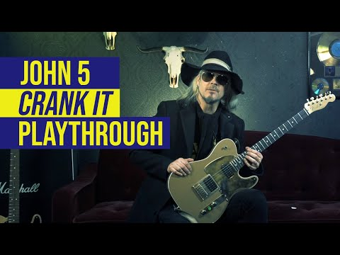 John 5 - Playthrough of Crank It