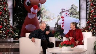 Clint Eastwood On What It's Really Like Being Ellen's Neighbor Hd 1080