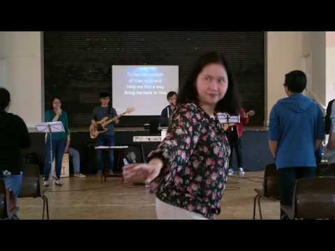 Hope Leeds Church Leading Bro Yaoguo Leading Part 2