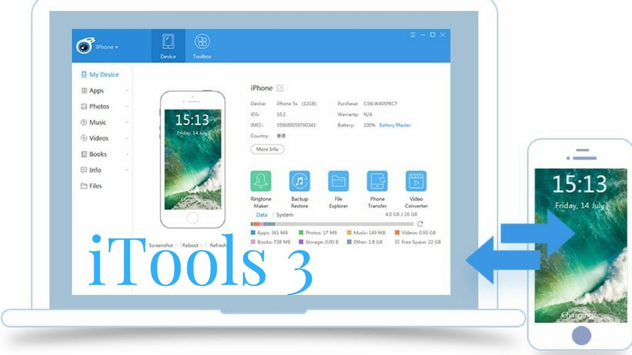 itools latest version download
