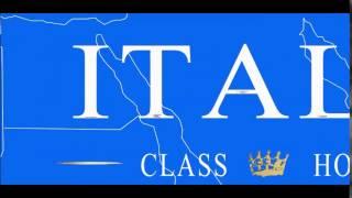 ITALY CLASS HOUSE - PRESENTAZIONE BRAND