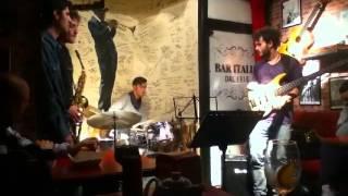 Germani Proia Matcovich Trio Feat. Cosimo Boni - Live Bar Italia Cassino 04/01/14