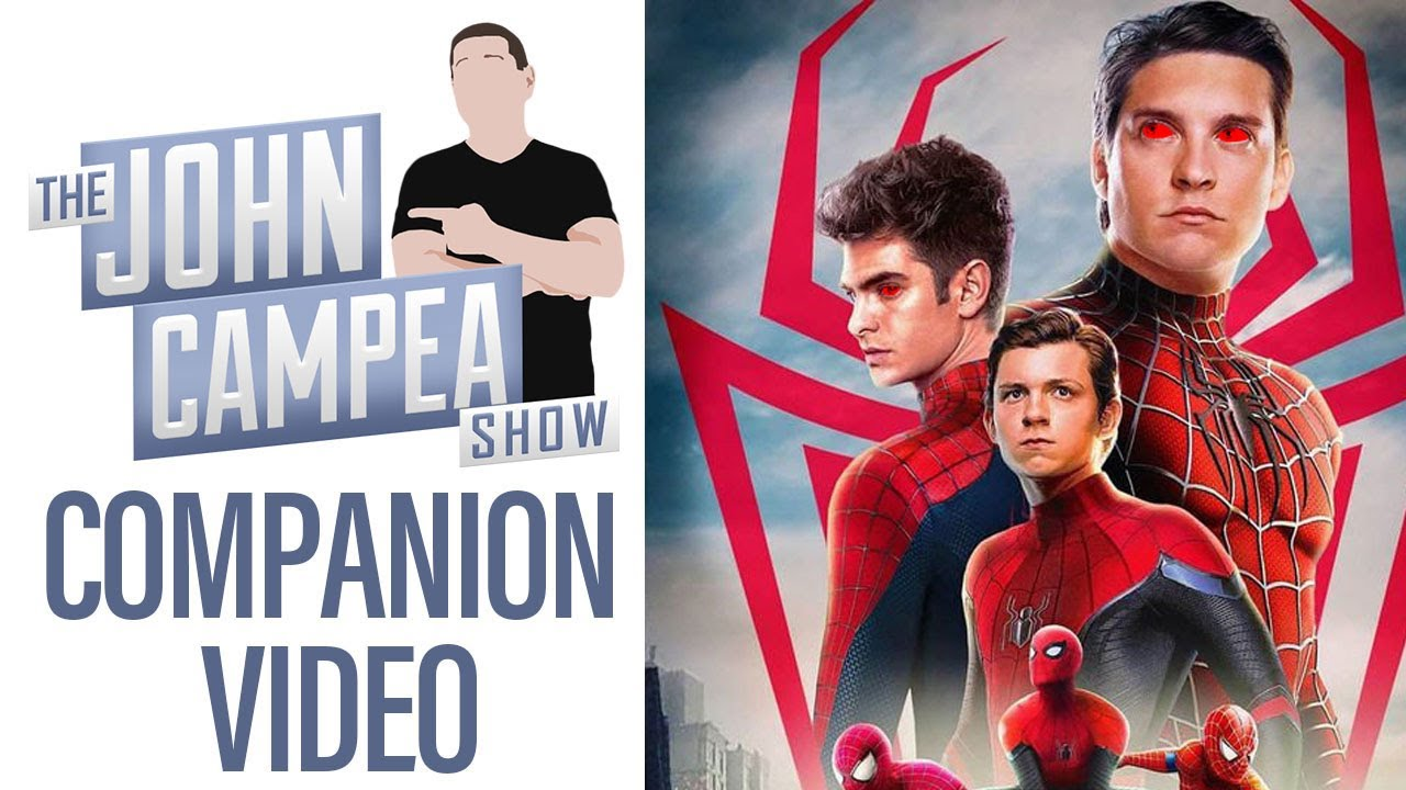 Could Maguire/Garfield Be Evil Spider-Men - TJCS Companion Video