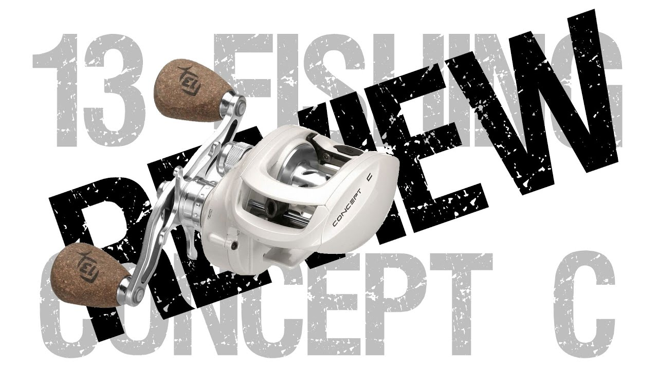 13 fishing concept c reel review payne outdoors kbfmag for 13 fishing concept c