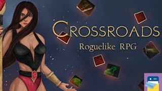 Crossroads: Roguelike RPG - iOS / Android Gameplay Part 1 (by Dmitry Voronin / Icon.Games)