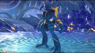 New Mewtwo Mega Evolution Form in Pokken Tournament?