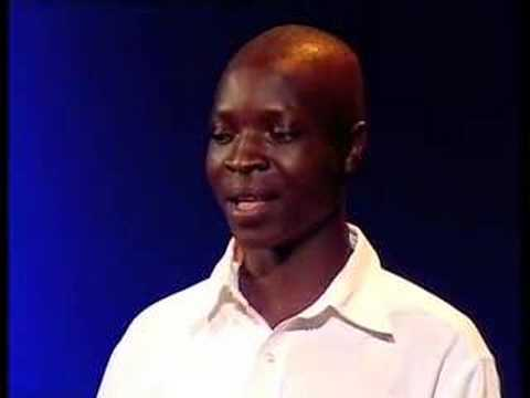 William Kamkwamba: How I built a windmill