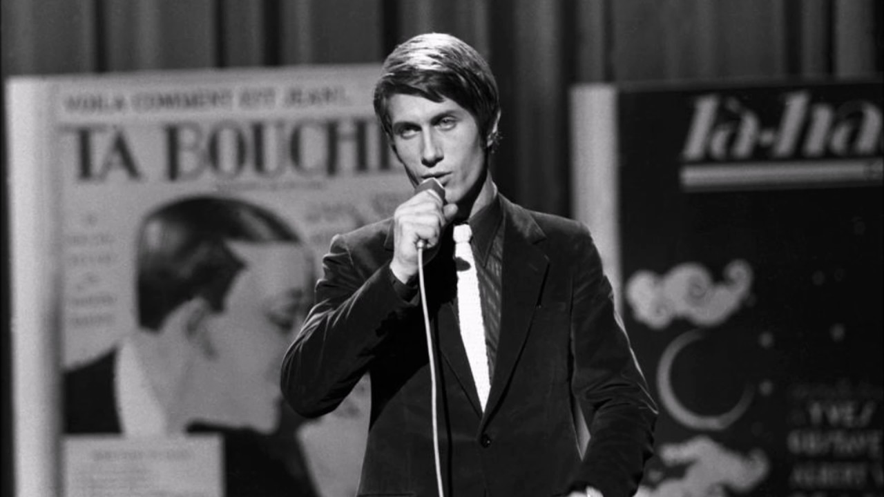 Jacques Dutronc - Le petit jardin - YouTube