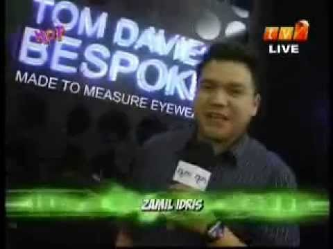 TV2 - Hello On Two - Media Launch TD Tom Davies by Eyecon