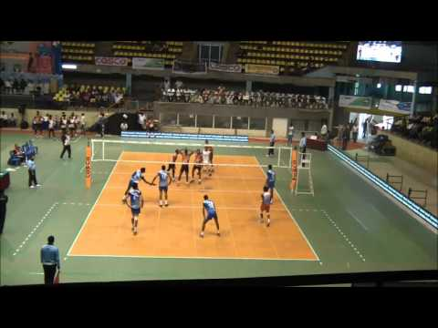 64th Indian National Volleyball Championship League Matches: Kerala vs Indian Railways