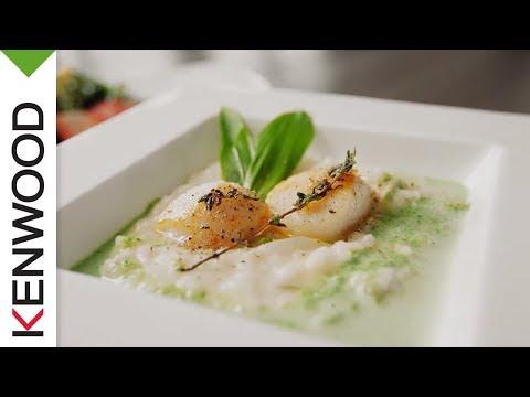 """Kreatives Frühlingsrezept"" | Rezept Kenwood Cooking Chef"