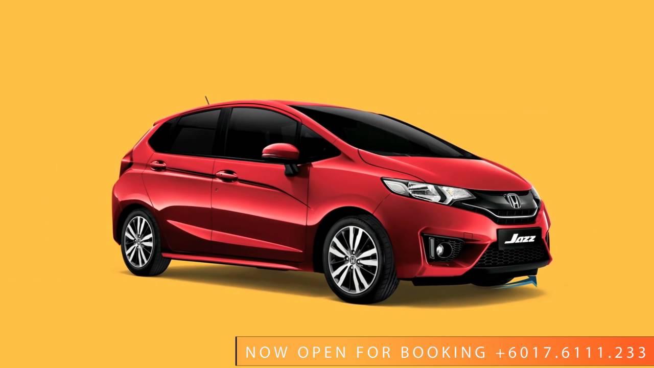 new car 2016 malaysiaAll new Honda Jazz 2016 Malaysia  YouTube