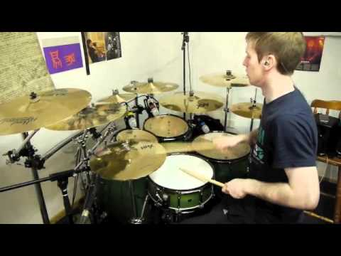 Owl City - Deer In The Headlights (Drum Cover)