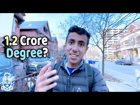 First Day In University Of Toronto! Fees, Scholarships, Expenses In Canada