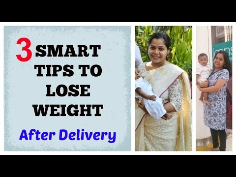 how-to-lose-weight-fast-after-deliverycsection-part1-indian-mom