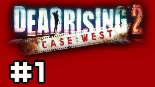 Dead Rising 2: Case West  DLC - Full Playthrough w/Nova & Sp00n Co-op! Ep.1 - Franks Return