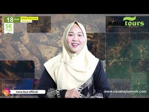 Paket Umroh Millenial Bintang 5 Harga Rp 19 Jutaan Hana Tours.