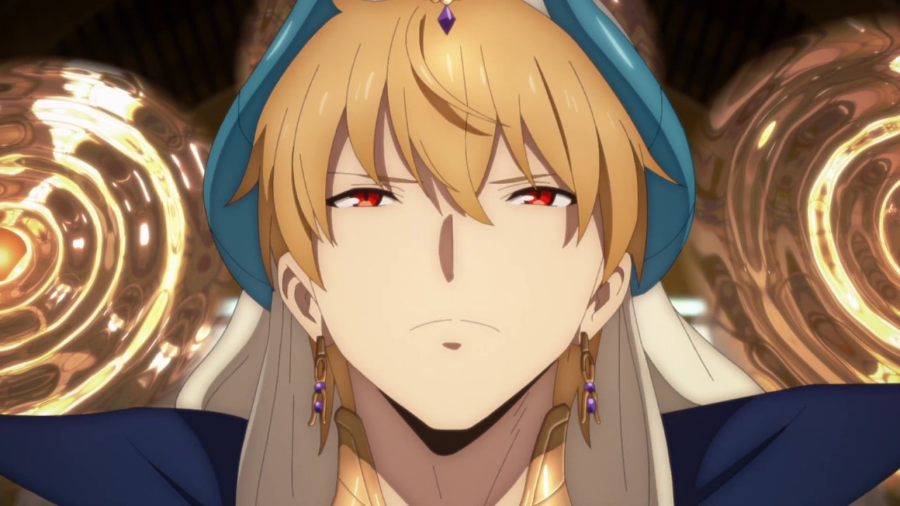 TVアニメ「Fate/Grand Order ,絶対魔獣戦線バビロニア,」第2弾CM