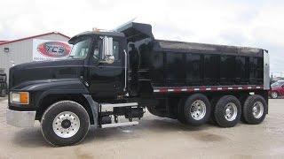 2002 Mack CH613 Dump Truck